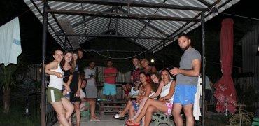 ქართველ სომეხთა კავშირის ახალგაზრდების ვიზიტი ქობულეთში