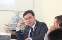თომას ჯეფერსონის კვლევითი ცენტრის პრეზიდენტის თორნიკე შურღულაიას საჯარო ლექცია