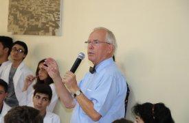 ესენის უნივერსიტეტის პროფესორის ებერჰარტ პასარგის საჯარო ლექცია