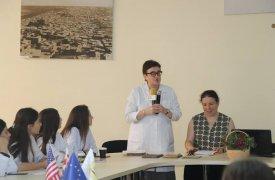 ალექსანდრე ნათიშვილის 140 წლის იუბილესადმი მიძღვნილი სტუდენტური კონფერენცია