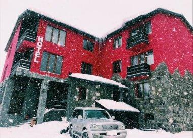 """ბაკურიანი  სასტუმრო  """"Red House"""""""