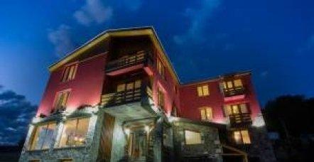Бакуриани  гостиница