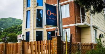 """Гонио Отель """"Orange"""""""