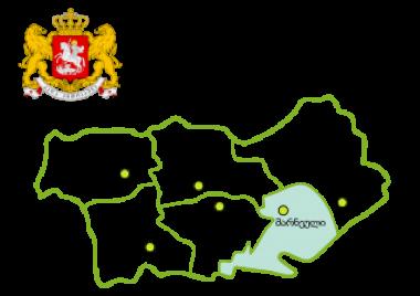 ქვემო ქართლის რეგიონი