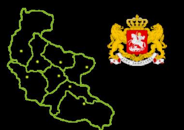 კახეთის რეგინალური ორგანიზაცია