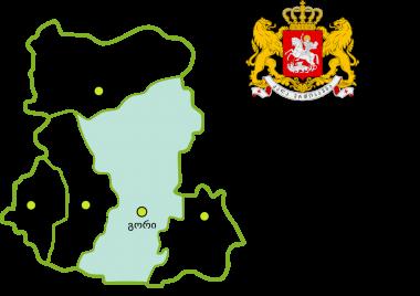 შიდა ქართვლის რეგიონალური ორგანიზაცია