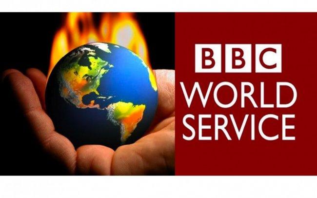 BBC აღიარებს, რომ კლიმატის ცვლილების თემას ხშირად არასწორად აშუქებდა