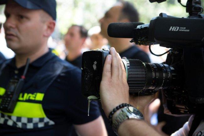 მედიაკოალიცია მზადაა სამართლებრივი მხარდაჭერა გაუწიოს დღეს დაზარალებულ ჟურნალისტებს