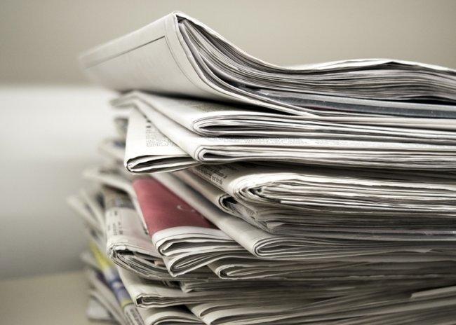 ე.წ. საყოველთაო კარანტინმა ადგილობრივი გაზეთების დისტრიბუცია შეაფერხა