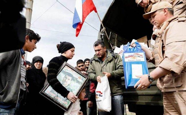 ყალბი გზავნილები ევროპული ქვეყნებისთვის რუსეთის დახმარებაზე კორონავირუსთან ბრძოლაში