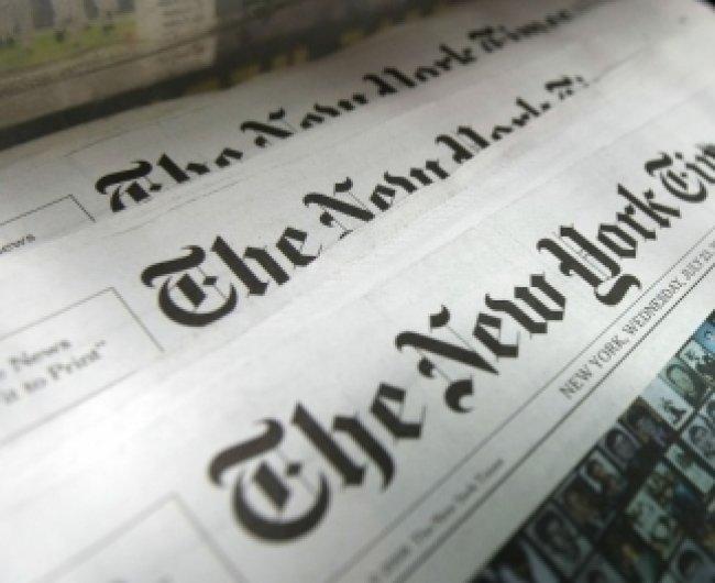 რასისტული და ჰომოფობიური ტვიტების გამო New York Times-მა ჟურნალისტთან თანამშრომლობა შეწყვიტა
