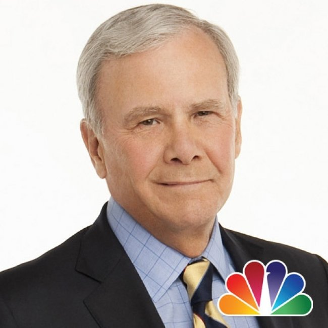 NBC-ის ახალი ამბების წამყვანს, მისივე კომენტარის გამო, ბოდიშის მოხდა მოუწია