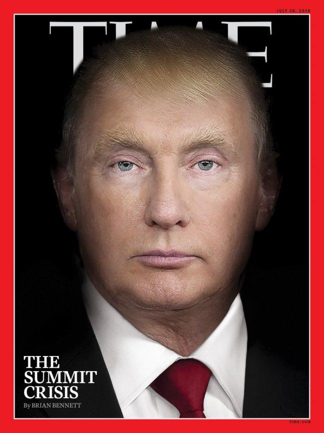 ტრამპი-პუტინი - მსოფლიო პრესა პრეზიდენტების შეხვედრაზე