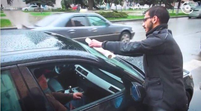 """ქარტიის საბჭო: """"POSTV-ს"""" მიერ გორში გადაღებული კადრები დადგმული იყო"""