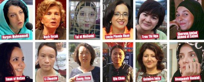 27 ქალ პატიმარ ჟურნალისტს გაუსაძლის პირობებში უწევს ყოფნა