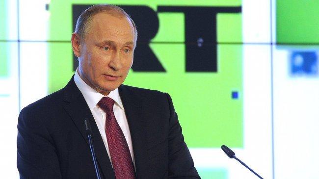 Russia Today - კრემლის სამსახურში