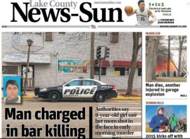 News Sun- ს მკვლელობაში ეჭვმიტანილის არასწორად იდენტიფიცირებისთვის სასამართლოში უჩივიან