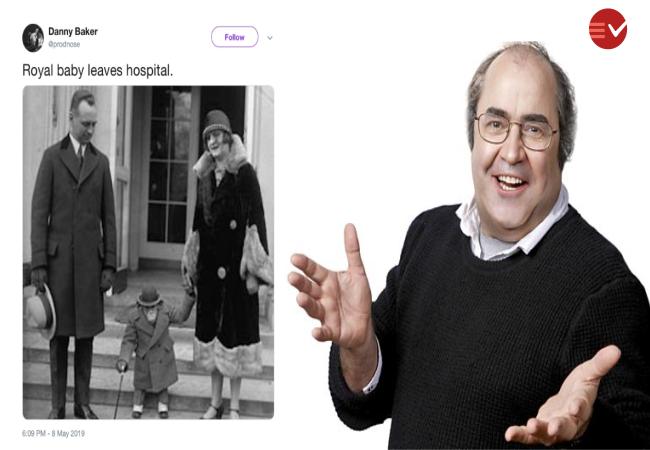 სამეფო ოჯახის ახალ წევრზე გამოქვეყნებული ფოტოს გამო BBC-მ რადიოწამყვანი გაათავისუფლა