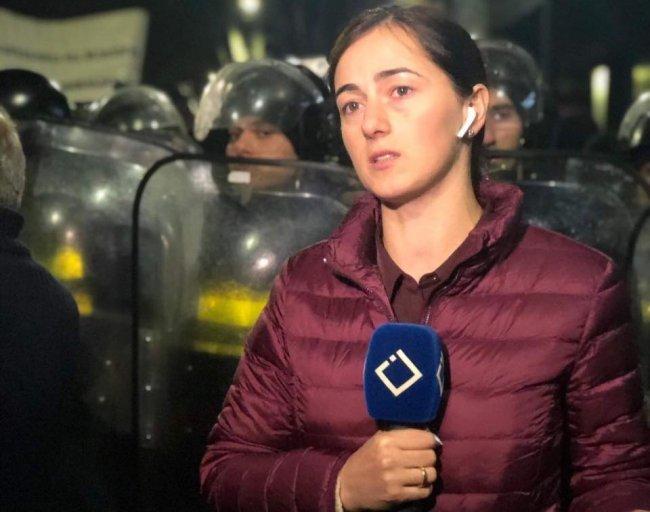 'უკიდურესი პროტესტის' ნიშნად აჭარის ტელევიზია თბილისის ბიუროს ჟურნალისტმა დატოვა
