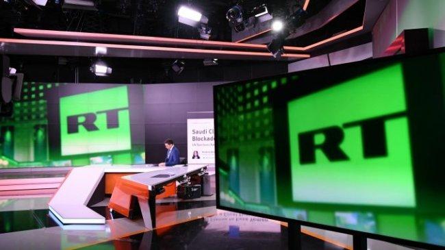 ლატვიამ რუსული ტელევიზია RT-ის მაუწყებლობა აკრძალა