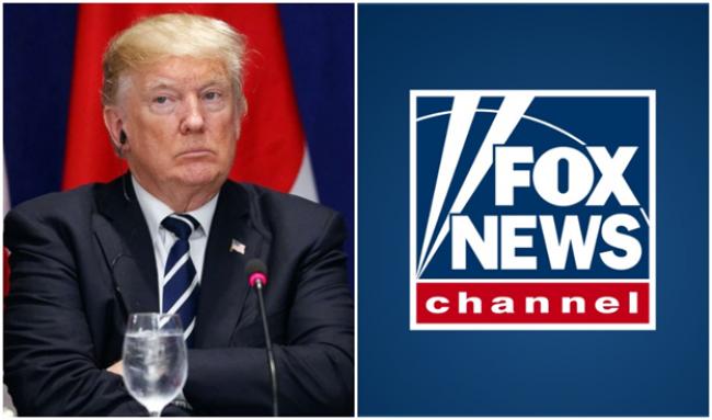 ტრამპი და Fox News-ის წამყვანები ერთმანეთს დაუპირისპირდნენ