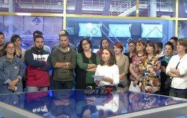 აჭარის ტელევიზიის ჟურნალისტები საერთაშორისო ორგანიზაციების ყურადღებას ითხოვენ