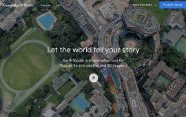 Google Earth Studio - პროგრამა სატელიტიდან გადაღებული ვიდეო კონტენტის შესაქმნელად