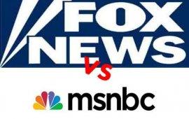ბოლო 17 წლის განმავლობაში MSNBC-იმ პირველად გადაუსწრო Fox News-ს რეიტინგებში