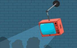 """""""გამარჯვებული ხალხის ტელევიზიის"""" სინდრომი"""