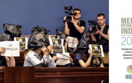 MSI 2018: საქართველოში გამოხატვის თავისუფლების მაჩვენებელი გაუარესდა