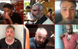 ჟურნალისტების სია, რომლებსაც ძალადობრივი ჯგუფები თავს დაესხნენ