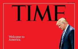 კეთილი იყოს თქვენი მობრძანება ამერიკაში - TIME-ის ყდის ისტორია