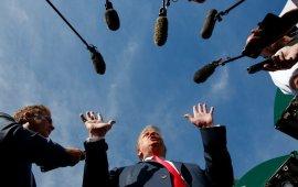 ტრამპის თავდასხმებზე პასუხად 200-ზე მეტი ამერიკული გაზეთი სარედაქციო სვეტს ერთდროულად გამოაქვეყნებს