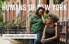 ციფრული (ვიზუალური) თხრობის გაკვეთილები Humans of New York-გან