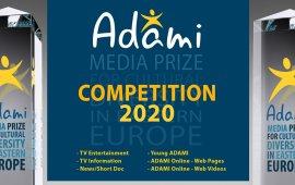 """დაიწყო განაცხადების მიღება კონკურსზე """"ADAMI Media Prize ევროპაში 2020"""""""