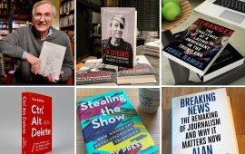6 წიგნი მედიასა და ჟურნალისტიკაზე, რომელიც 2018 წელს გამოვიდა