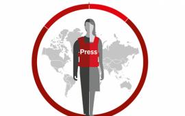 2019 წელს მოკლეს 49 და დააკავეს 389 ჟურნალისტი