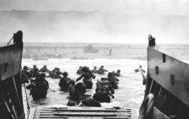 მომნუსხველი თერთმეტი - ისტორიული კადრები მეორე მსოფლიო ომიდან