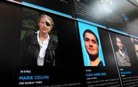 სირიის მთავრობამ მოკლული მარი კოლვინის ოჯახს 300 მლნ $ უნდა გადაუხადოს