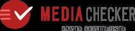 მედია ჩეკერი logo