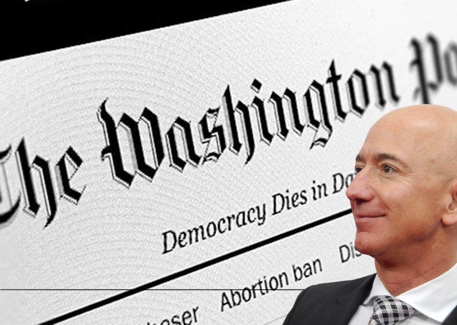 The Washington Post-ის კრიტიკული გაშუქება თავისივე მფლობელის, ჯეფ ბეზოსის მიმართ