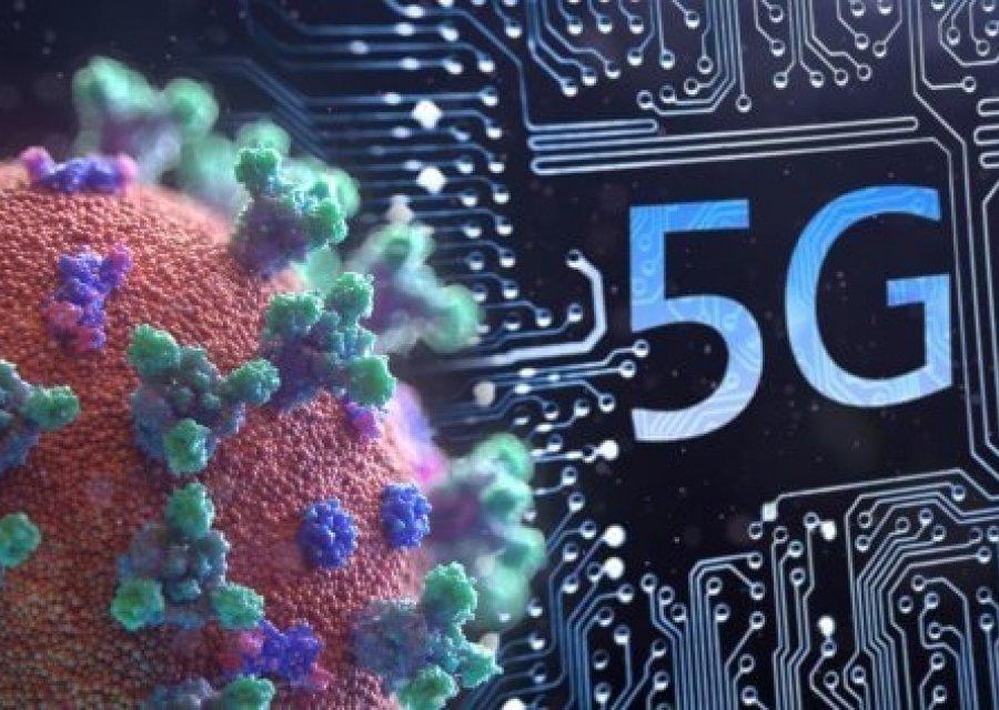 უსაფუძვლო თეორია  5G-ის კორონავირუსთან კავშირზე