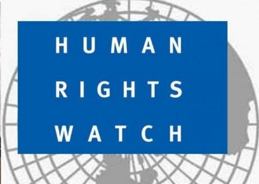 მედიის თავისუფლების შეზღუდვის მცდელობები შეშფოთებას იწვევდა - HRW