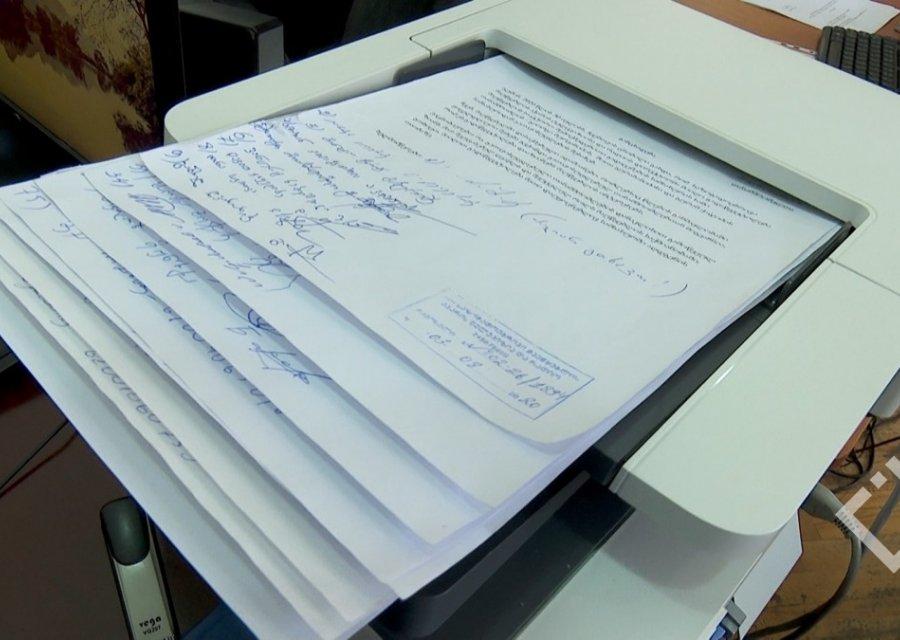 230 თანამშრომელი აჭარა TV-ის 3 გათავისუფლებული თანამშრომლის აღდგენას ითხოვს