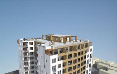 Elite complex at Vazha Pshavela Street