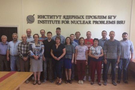 Business trip to Minsk