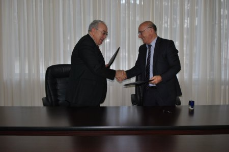 Memorandum of cooperation signed between SIPT and Sokhumi State University