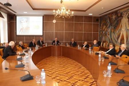 90th Anniversary of the Birth of Academician Revaz Salukvadze