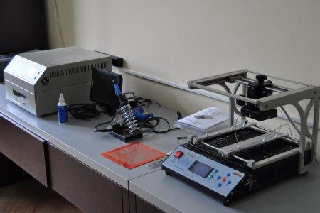 რადიოფიზიკური და ელექტრონული სისტემების მოდელირებისა და სისტემა-ტექნიკის განყოფილება
