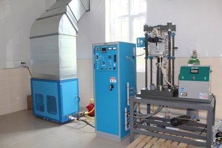 ქიმიური ტექნოლოგიების ლაბორატორია